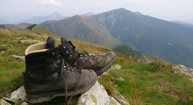 Dlaczego warto mieć buty górskie na górskie wycieczki?